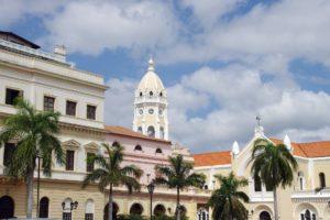 Kirche Panama Stadt