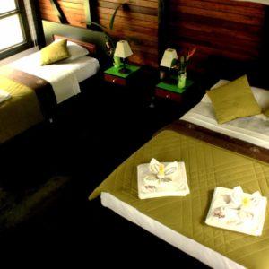 Zimmer_Sanilodge_Ecuadorhotel