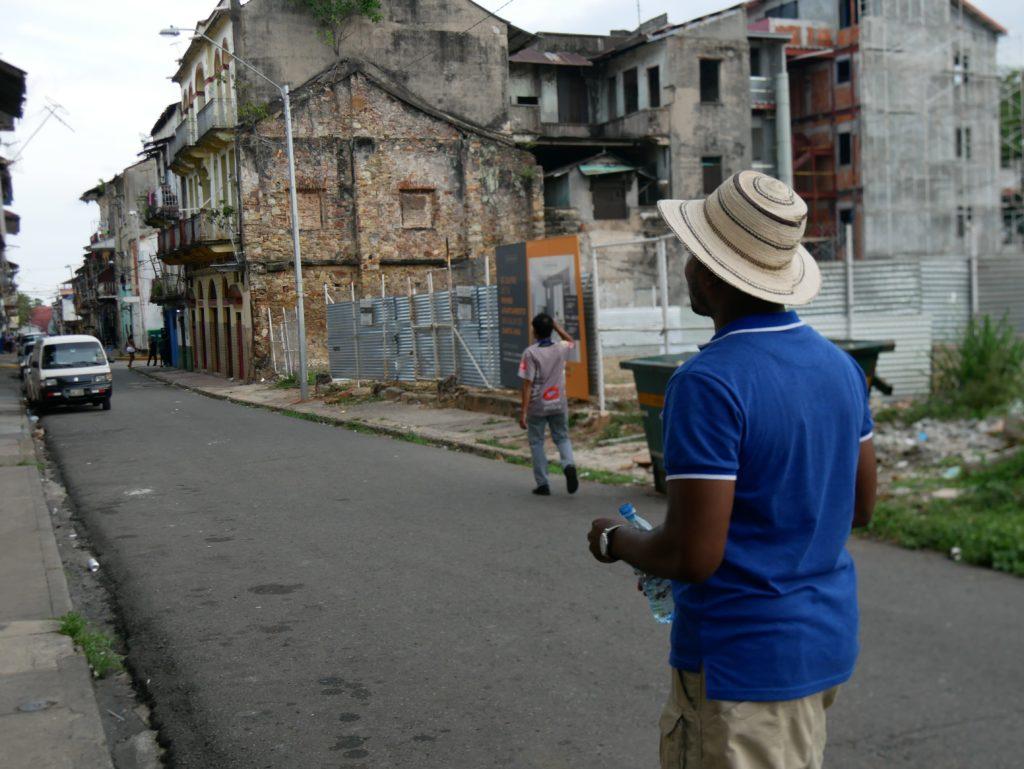 Stadtführung durch Santa Ana Panama City