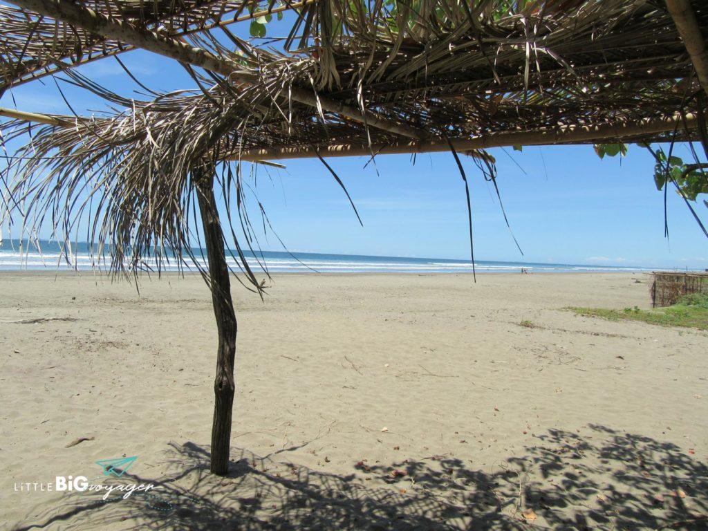 Naturstrand_Las Lajas_Panama