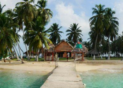 San Blas_Panama Reise_Abfahrt_Isla Aguja