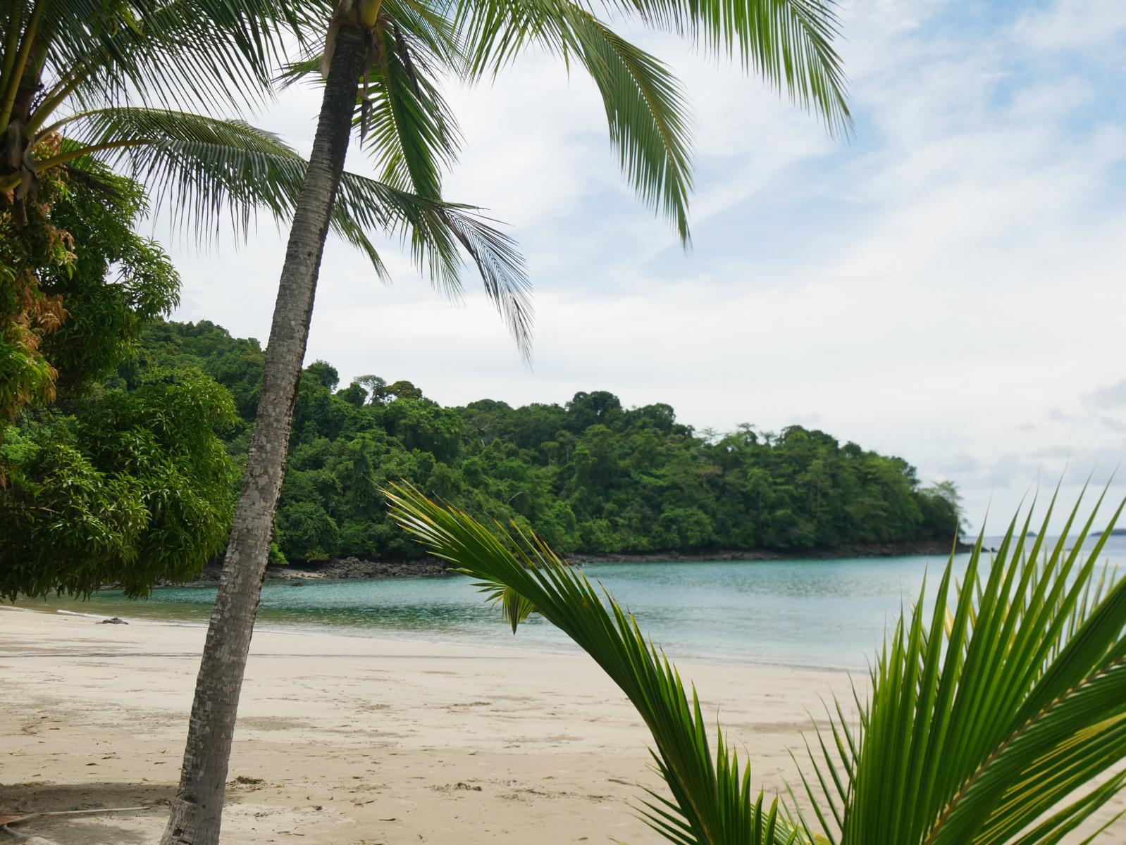 Panama Strand Insel Coiba Panama Reise