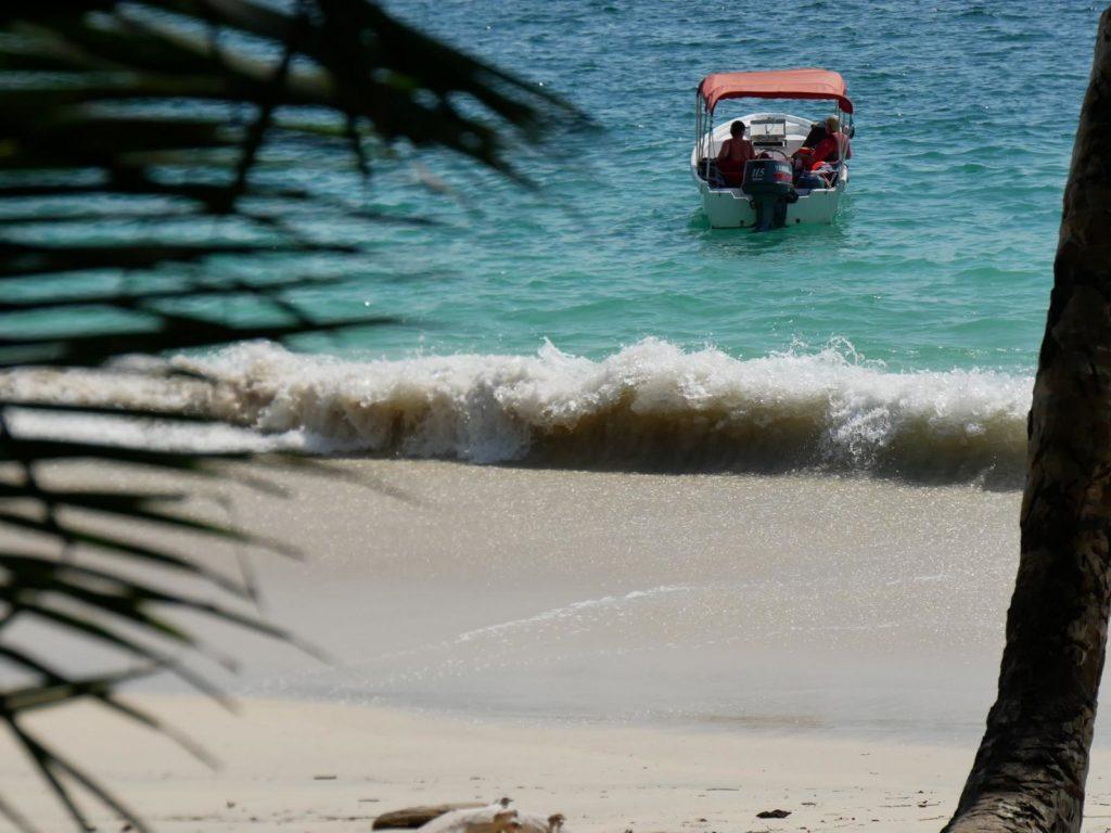 Golf von Chiriqui Panama Reise