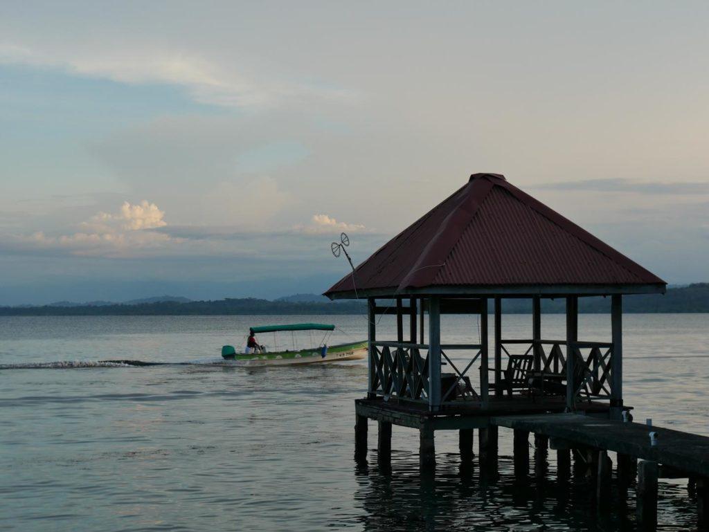 Meerblick_Panama Reisebericht