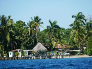 Häuser Bocas del Toro_Panama Reise