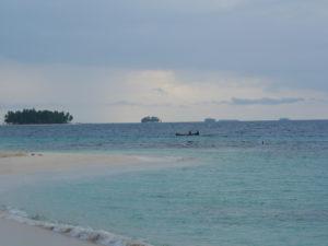 Panama Reise_paradiesische San Blas Inseln_Fischer