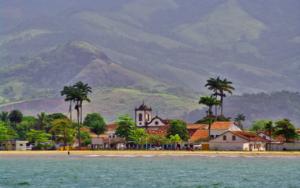 Blick auf Paraty_Brasilienreise