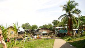 Indigenes Dorf_Panama