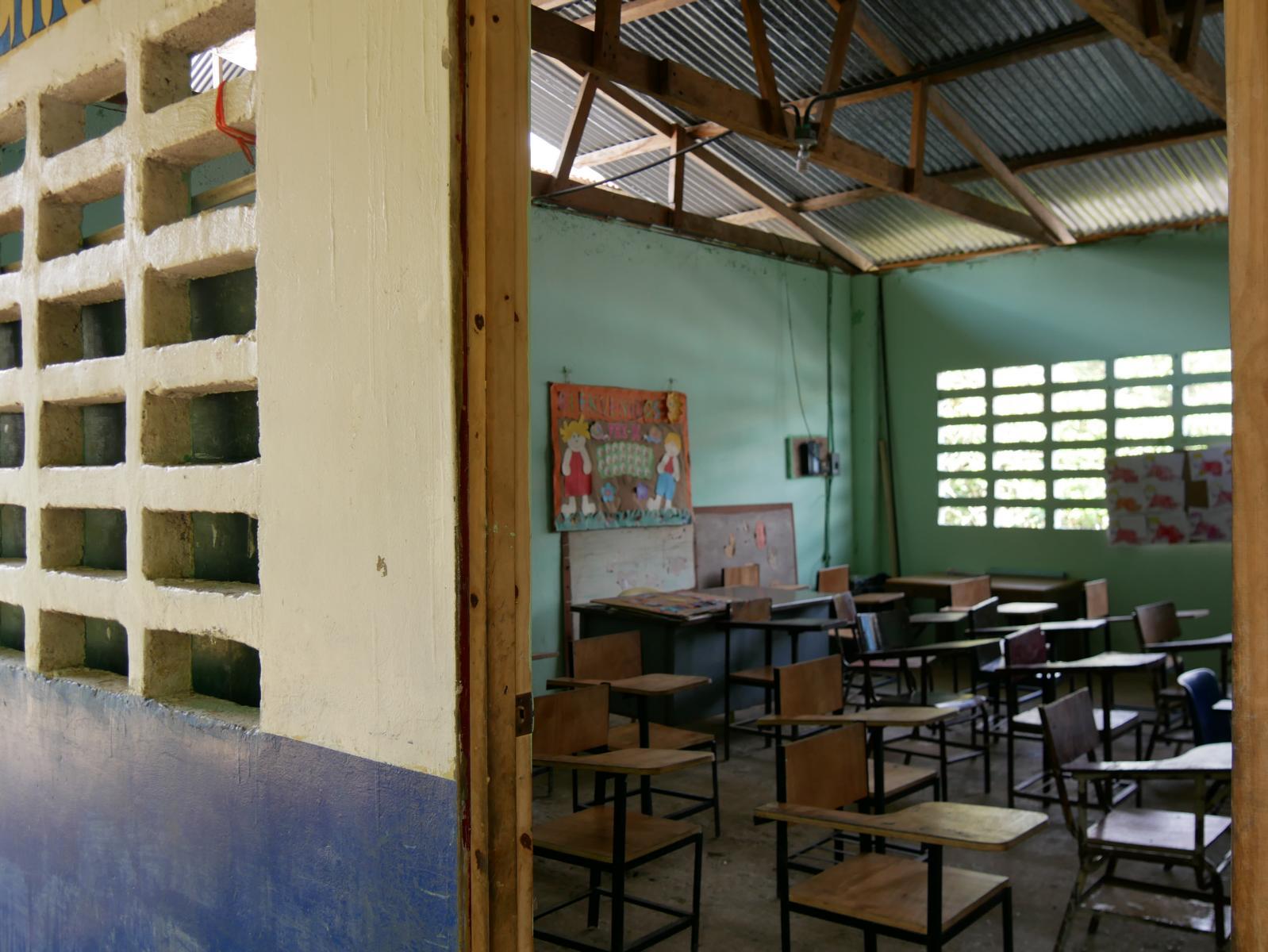 Klassenzimmer_Panama