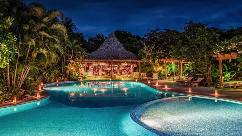 Hochzeitsreise Costa Rica Traumhotel