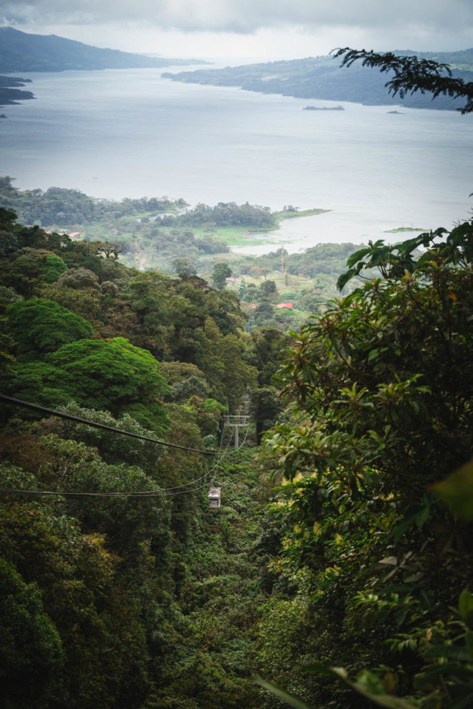 Skytram Costa Rica Monteverde