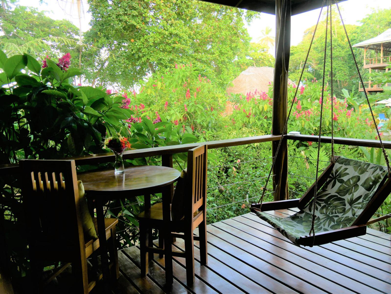 Erholung Hotel Playa Bluff Panama Reise
