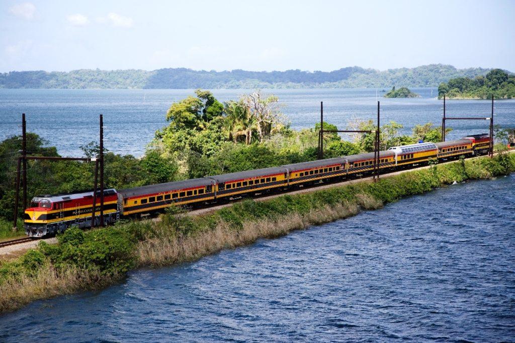 Zugfahrt Panama San Lorenzo Tagesausflug
