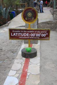 Mitte der Welt_Äquator