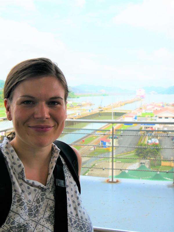 Anna Gonjoy Erlebnisreisen am Panamakanal