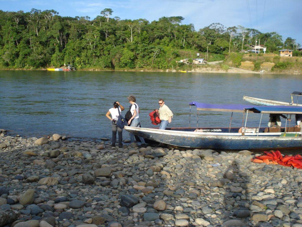 Regenwald Ecuador Einbaum Reisebericht
