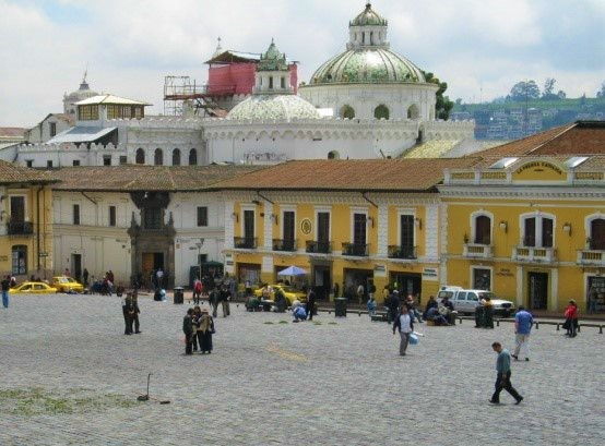 Quio Kolonialarchitektur Gonjoy Reisebericht
