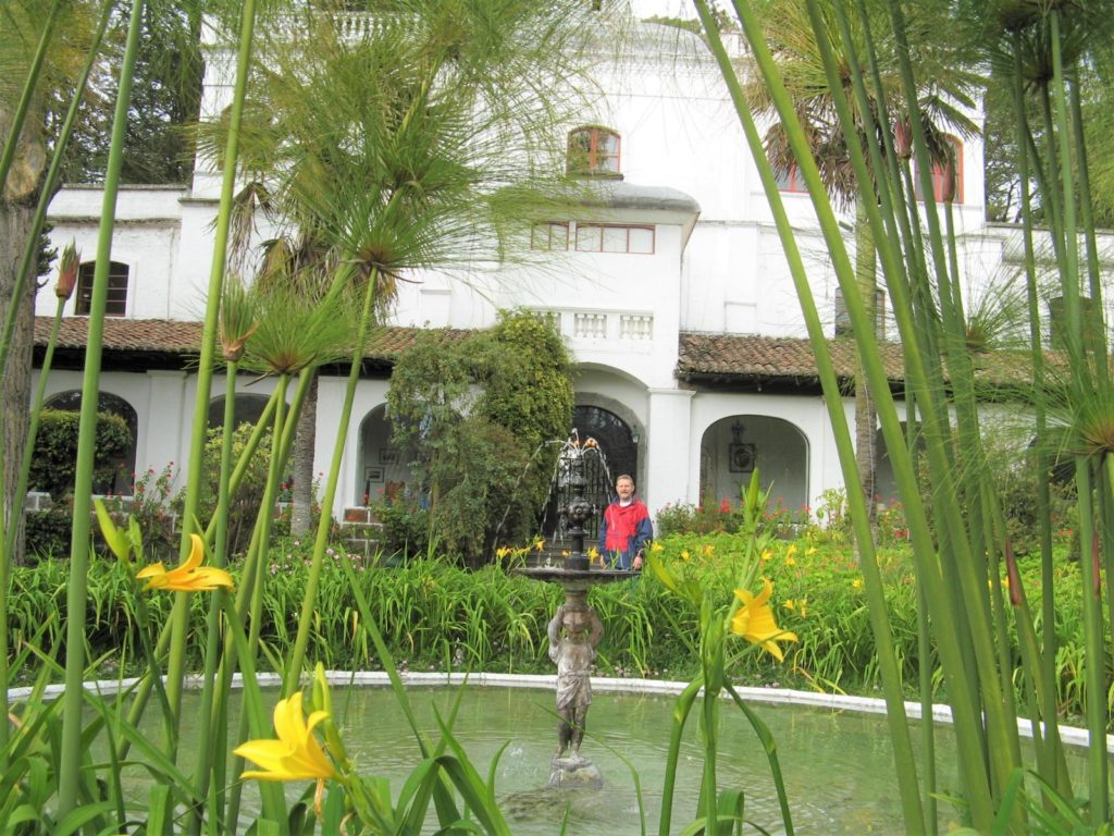 Übernachtung Hacienda la Cienga_Ecuador _Reisebericht
