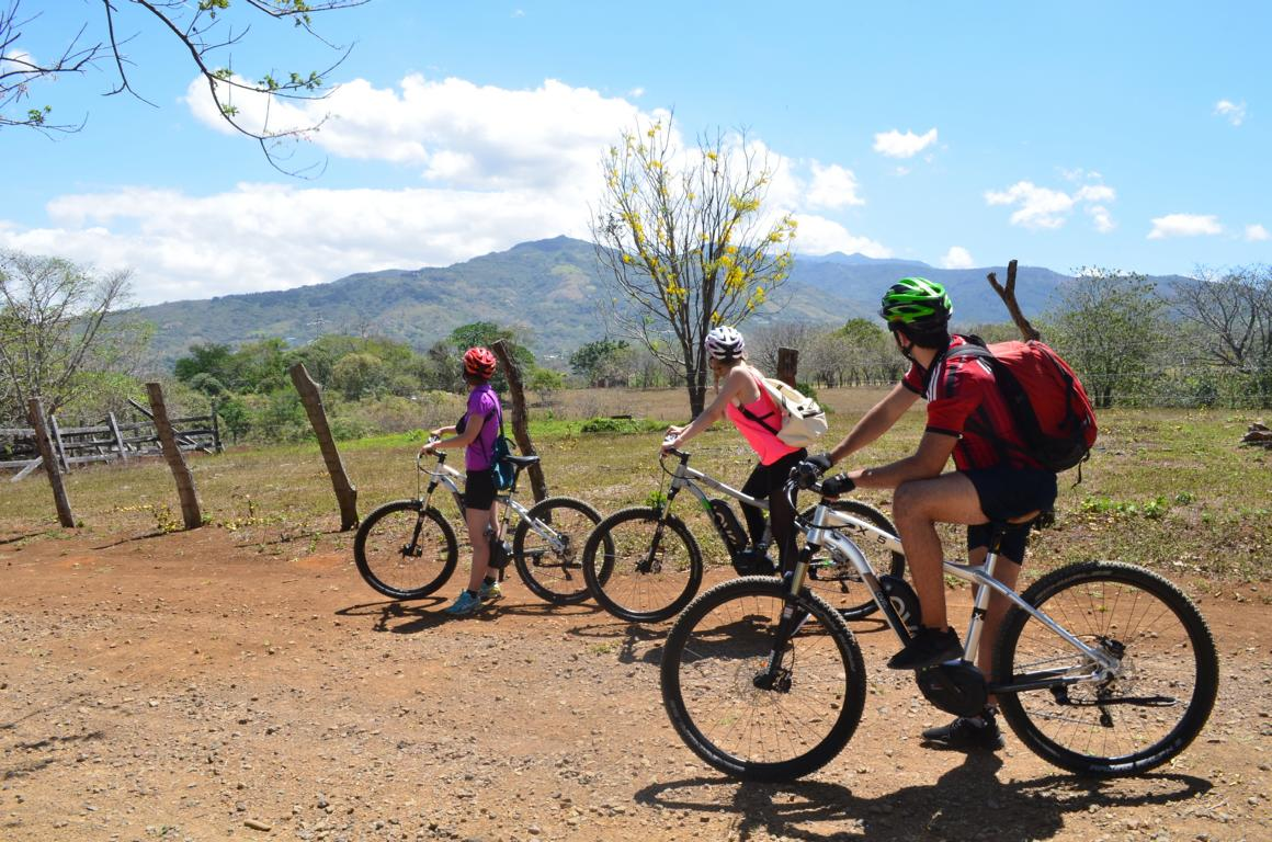 Costa Rica Fahrrad Reise