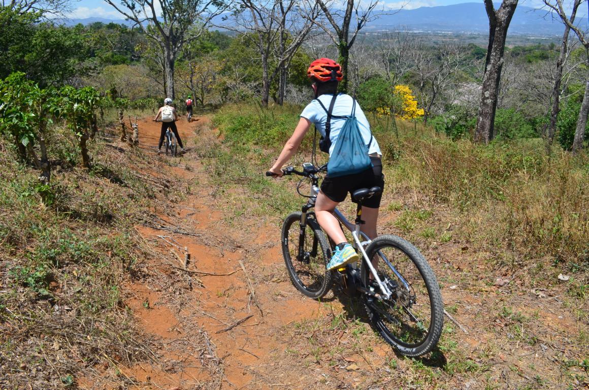 Mit dem Fahrrad Costa Rica bereisen