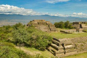 Ruinen Oaxaca