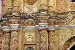 Kirche San Cristobal Chiapas_Mexiko Reise