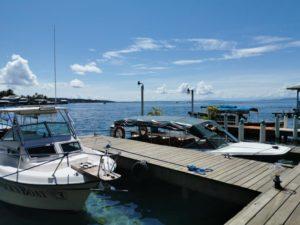 Bootsanleger Isla Colon Bocas del Toro Panama