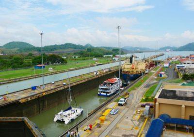 Panamakanal Tagesausflug Panama City