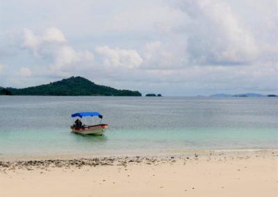 Isla Coiba Boot