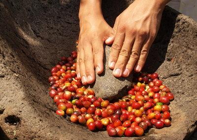 Santa Fe Ausflug Kaffee