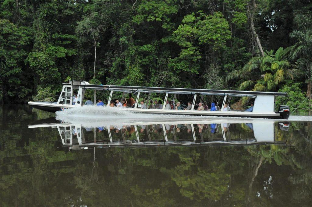 Tortuguero Nationalpark Gruppenreise Costa Rica