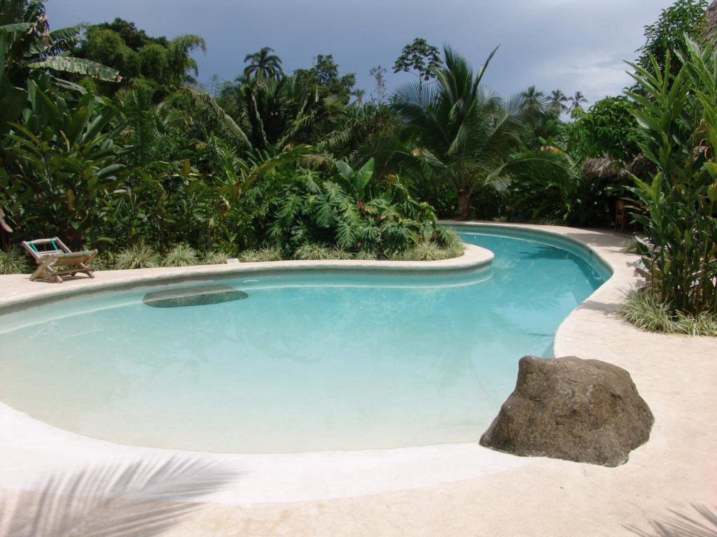 Pool Karibikhotel Gruppenreise Costa Rica