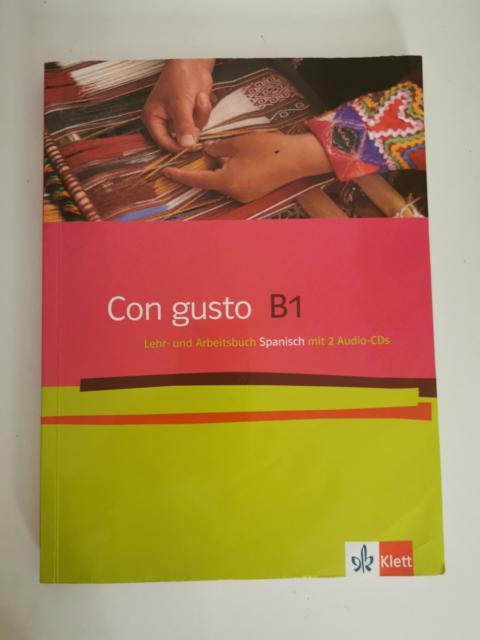 Spanischlernbuch