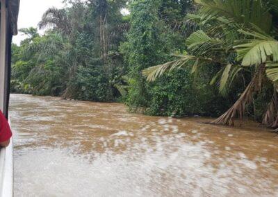 Flusstour Familienreise Costa Rica