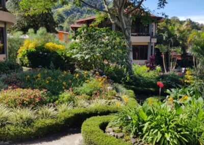 Grün Haus Familienreise Panama