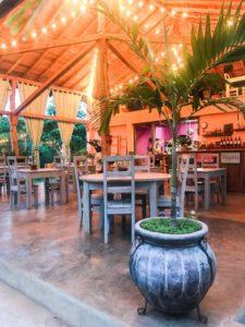 Restaurant Villa Cooco Panama Reise