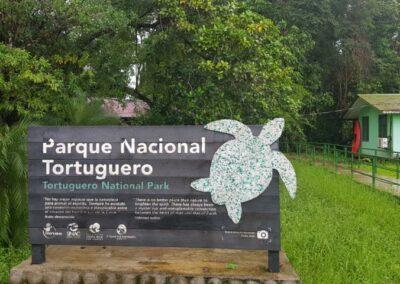 Schildkrötenpark Familienreise Costa Rica