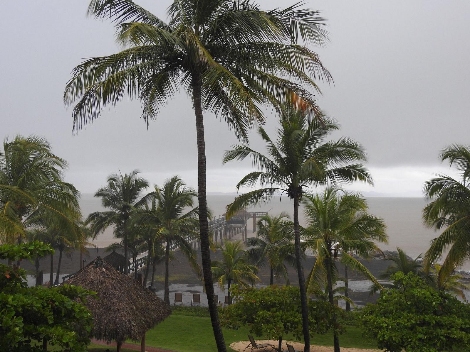 Zimmer mit Meerblick Costa Rica Pazifik Reisebericht